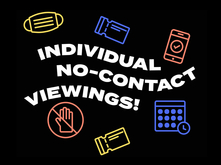 Individual, no-contact viewing at Jacob Lawrence Gallery