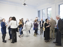 Kollar American Art Lecture Reception, spring 2016