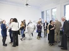 Kollar American Art Lecture Reception, spring 2016