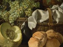The Afternoon Meal (La Merienda) by Luis Melendez