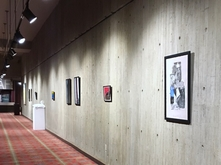 Part of Meany Center exhibition, 2017–2018