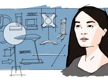 Portrait of Meichun Liu by Milo Nguyen