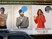 Guerrilla Poster Campaign by Susan Mogul