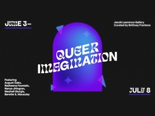 Queer Imagination exhibition logo