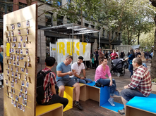 #OurSpace at Seattle Design Festival Block Party