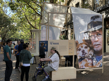 To House at Seattle Design Festival Block Party
