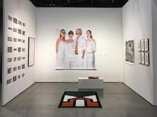 SEASON booth at Seattle Art Fair 2019