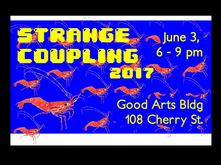 Strange Coupling 2017 June event