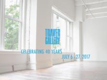 Traver Gallery 40th Anniversary Exhibition