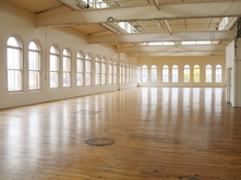 Main gallery in Yale Union Building