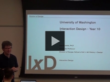 Vimeo link to Axel Roesler | Interaction Design - Year 10 | May 20, 2015