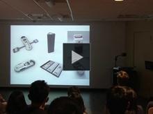 Vimeo link to Sang-gyeun Ahn | Tenure + Promotion Presentation | 2012